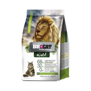 Br for Cat Wild para gato Adulto