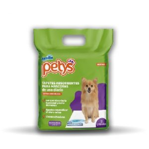 Tapetes Absorbentes PETYS x12