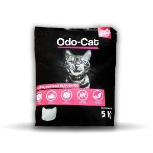 ARENA SANITARIA PARA GATOS ODO CAT 5 kg
