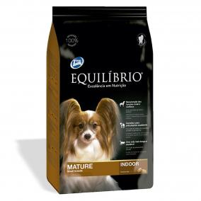 Equilibrio Mature Small Breeds Indoor 2kg (OFERTA)