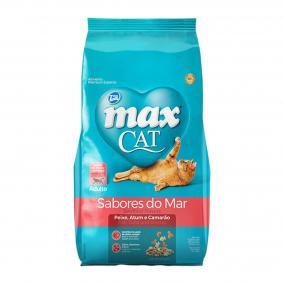 Max Cat Sabores del Mar 1kg (OFERTA)